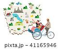 イラストレーション アジア圏 トラベルのイラスト 41165946