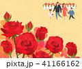 イラスト 挿絵 お花のイラスト 41166162