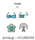 Set of Icon for eco energy, build, bitcoin and IoT industry. 060 41166248