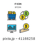 Set of Icon for eco energy, build, bitcoin and IoT industry. 046 41166258