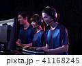 eスポーツ エレクトロニックスポーツ ゲーマーの写真 41168245