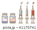 注射器 ワクチン 41170741