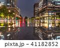 高層ビル 街並み 建物の写真 41182852