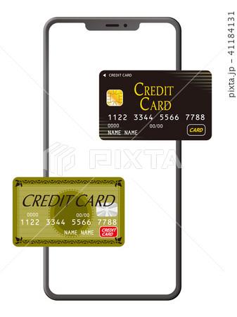 クレジットカード 41184131