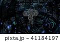 ビッグデータ データ AIのイラスト 41184197