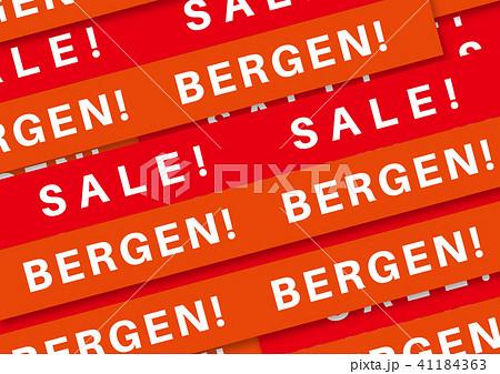バーゲン 41184363