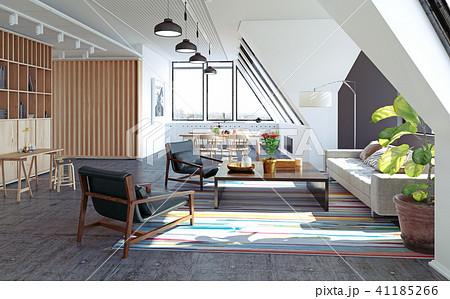 modern apartment design 41185266