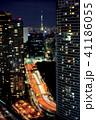 世界貿易センター 世界貿易センタービル 夜景の写真 41186055
