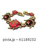 てんとう虫 テントウムシ 昆虫のイラスト 41189232