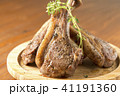 美味しい骨つきラム 41191360