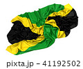 ジャマイカ国旗 41192502