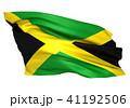 ジャマイカ国旗 41192506