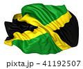 ジャマイカ国旗 41192507