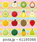 果物 アイコン セット 41195066
