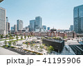東京駅 駅舎 駅の写真 41195906