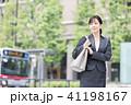 女性 ビジネスウーマン 人物の写真 41198167