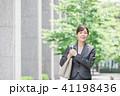 女性 ビジネスウーマン 人物の写真 41198436