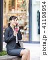 女性 ビジネスウーマン 人物の写真 41198954