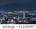 京都の夜景 (東山山頂公園展望台から) ※2017年4月撮影 41199467