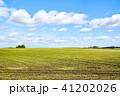 十勝平野 十勝 畑の写真 41202026