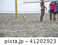 【ビーチバレー】 41202923