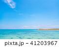 海 晴れ 青空の写真 41203967
