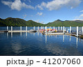 中禅寺湖 朝 湖の写真 41207060