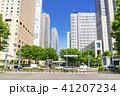 高層ビル 建物 ビルの写真 41207234