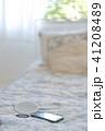 スマートフォン 手鏡 鏡の写真 41208489