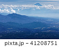 山 富士山 風景の写真 41208751