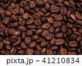 Background of Roasted coffee beans 41210834