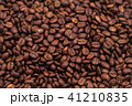 Background of Roasted coffee beans 41210835