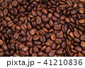 Background of Roasted coffee beans 41210836