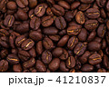 Background of Roasted coffee beans 41210837