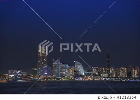 【横浜 ベイエリア 夜景】 41213354