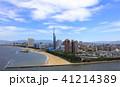 早良区 中央区 海の写真 41214389
