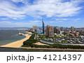 早良区 中央区 海の写真 41214397