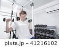 女性 ダンベル トレーニングの写真 41216102
