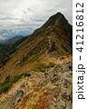 八ヶ岳 秋 赤岳の写真 41216812