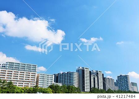 青空とマンション 41217484
