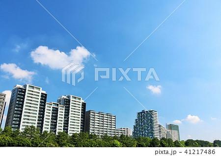 青空とマンション 41217486