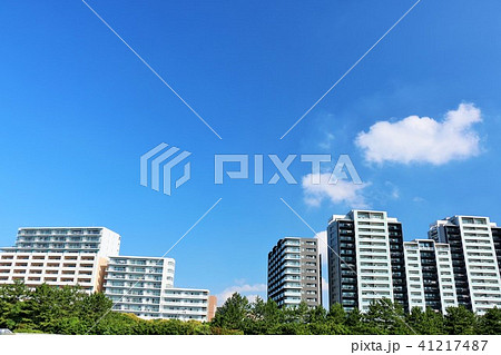 青空とマンション 41217487