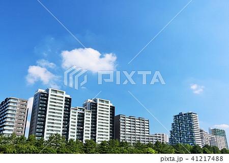 青空とマンション 41217488