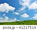 青空 晴れ 空の写真 41217514