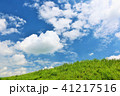 青空 空 雲の写真 41217516