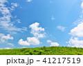 青空 空 雲の写真 41217519