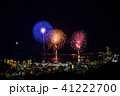 (静岡県)熱海100万ドルの夜景と海上花火 41222700