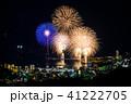 打ち上げ花火 花火大会 花火の写真 41222705