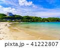 外浦海水浴場 海 海岸の写真 41222807