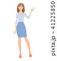 女性 ベクトル メスのイラスト 41225850
